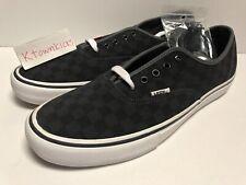 c3cf4698715c16 item 6 Vans Authentic Pro Checkerboard Black Grey Ultra Cush Men s Size 13 -Vans  Authentic Pro Checkerboard Black Grey Ultra Cush Men s Size 13