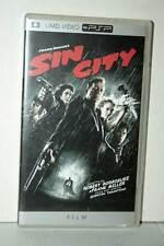 SIN CITY FILM UMD VIDEO USATO OTTIMO STATO EDIZIONE ITALIANA SC2 40309