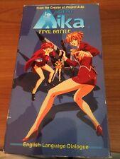 Agent Aika Vol. 3 - Final Battle (VHS, 2001, Dubbed) ...102