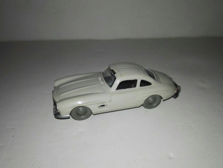Wiking Mercedes-Benz 300 SL, bianca, rare - 1 87 1961-1964