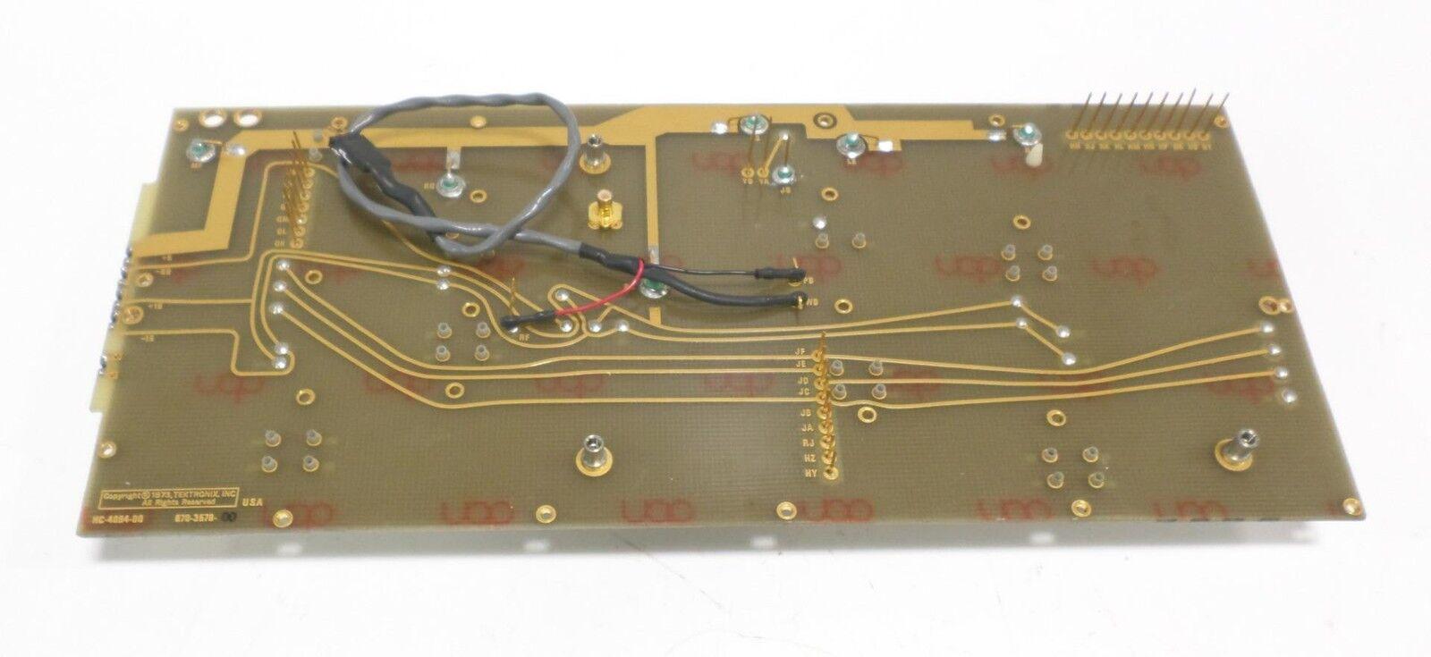 TEKTRONIX CIRCUIT BOARD 670-3578-00   HC-4094-00