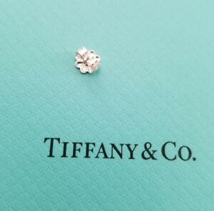 Image Is Loading 1 New Tiffany Amp Co Sterling Silver Push