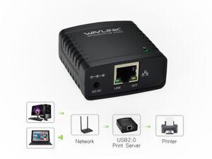 100-Mbps-USB2-0-LPR-Impresora-Impresion-USB-para-el-servidor-de-red-compartiendo-Red-Lan