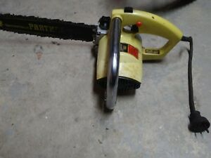 Vintage Skil Electric Chainsaw Ice Carving No 1602 Ebay