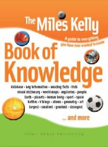 Very Good 1842365924 Paperback The Miles Kelly Book of Knowledge Reference Var - Lampeter, United Kingdom - Very Good 1842365924 Paperback The Miles Kelly Book of Knowledge Reference Var - Lampeter, United Kingdom