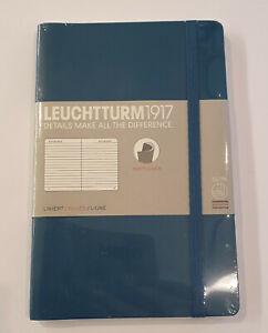 Leuchtturm 359678 Notizbuch A5 pacific liniert