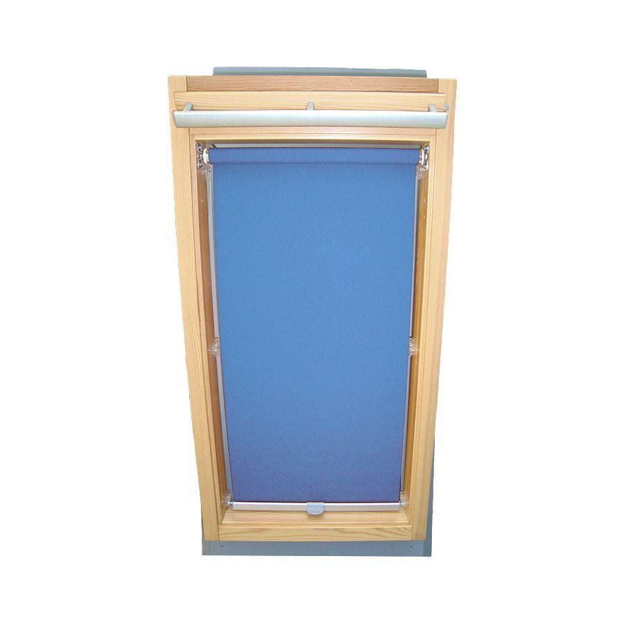 Abdunkelungsrollo für Velux-Dachfenster VE VK VS, Rollo in mittelblau mittelblau mittelblau | Günstige Preise  96a837