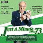 Just a Minute: All Eight Episodes of the 73rd Radio Series: Series 73 by BBC Radio (CD-Audio, 2016)