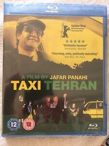 Taxi-Tehran-Bluray-Blu-ray-DVD-G6LN-Free-Post