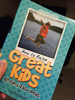 How To Raise Great Kids : 101 Fun And Easy Ideas (2015, Paperback Book)