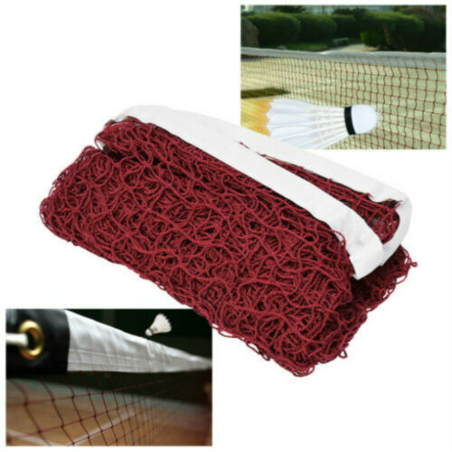 Standard Training Badminton Volleyball Tennis Net Portable Outdoor Garden Sports