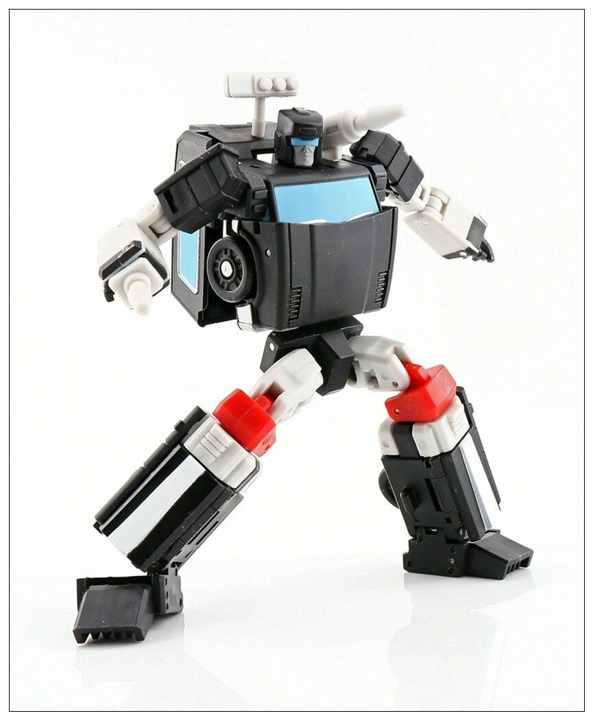 New MS-TOYS MS-B09 Trailblazer mini Trailbreaker Transformers Action figure MISB