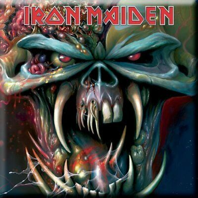 Obbiettivo Iron Maiden Fridge Magnet Calamita Final Frontier Official Merchandise Sconto Del 50