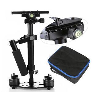 S40-Schwebestativ-Handheld-Stabilisator-Steadicam-mit-Tasche-fuer-Kamera-Video-DV