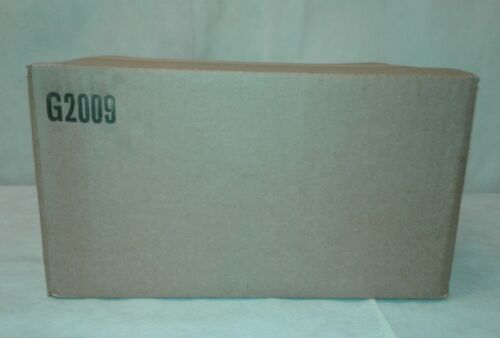 ATS American Time Steel Wall Mount Clock and Bell Wire Guard Cage G2009 *NOS*