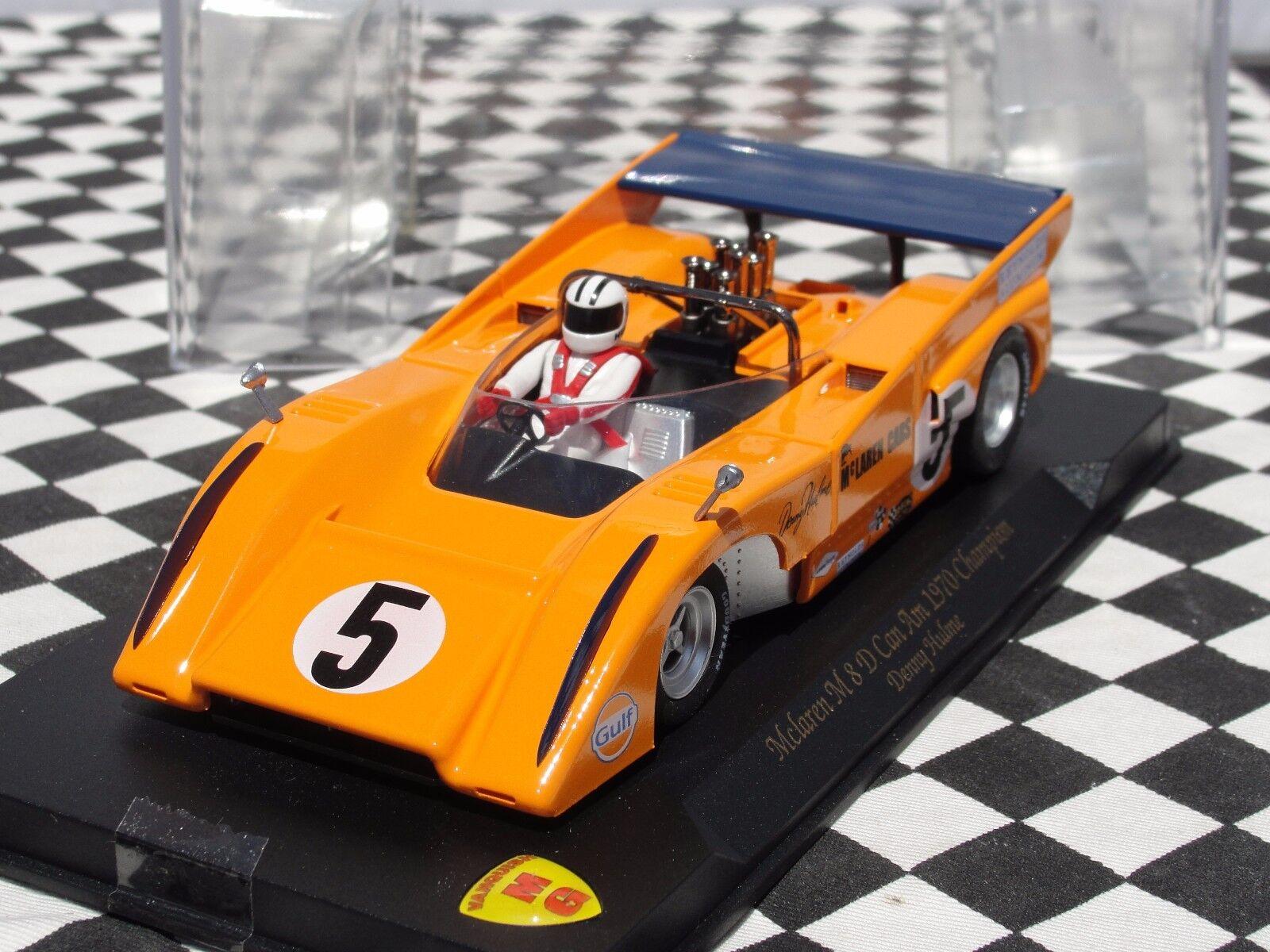 Vanquish McLaren M8D Denny Hulme