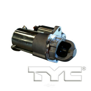 Image Is Loading Starter Motor Fits 2007 Saturn Aura Tyc