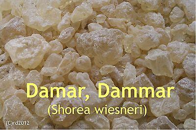 ***damar, Dammar, 200g (shorea Wiesneri) Indonesien, Topp - Räucherharz!! Eleganter Auftritt