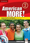American More! Level 2 Student's Book with CD-ROM by Christian Holzmann, Jeff Stranks, Gunter Gerngross, Herbert Puchta, Peter Lewis-Jones (Mixed media product, 2010)