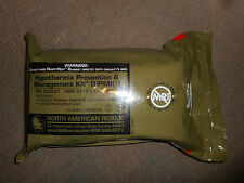 NORTH AMERICAN RESCUE HYPOTHERMIA PREF MNG KIT HPMK SEALED ,6515-01-532-8056
