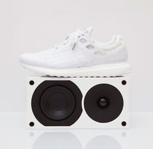 buy popular 7bcac 2b58e Image is loading Adidas-Porsche-Design-Ultra-Boost-White-BB0682-All-