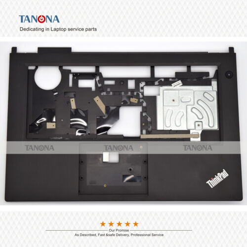 New 04X4816 Lenovo Thinkpad L440 Palmrest KB Bezel Lower Case W/o FPR Slot