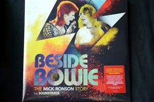 Beside-Bowie-The-Mick-Ronson-Story-Soundtrack-2LP-180g-RED-Vinyl-New-Sealed