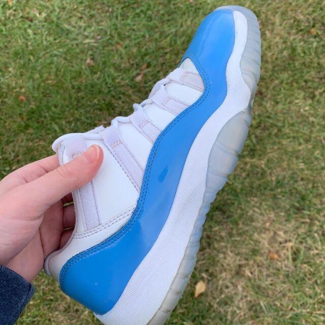 Nike Air Jordan 11 Retro Low Youth Size