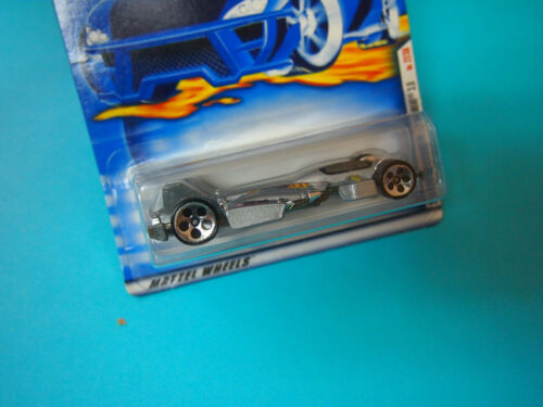 HOT WHEELS JET THREAT 3.0   2001 FIRST EDITIONS #034