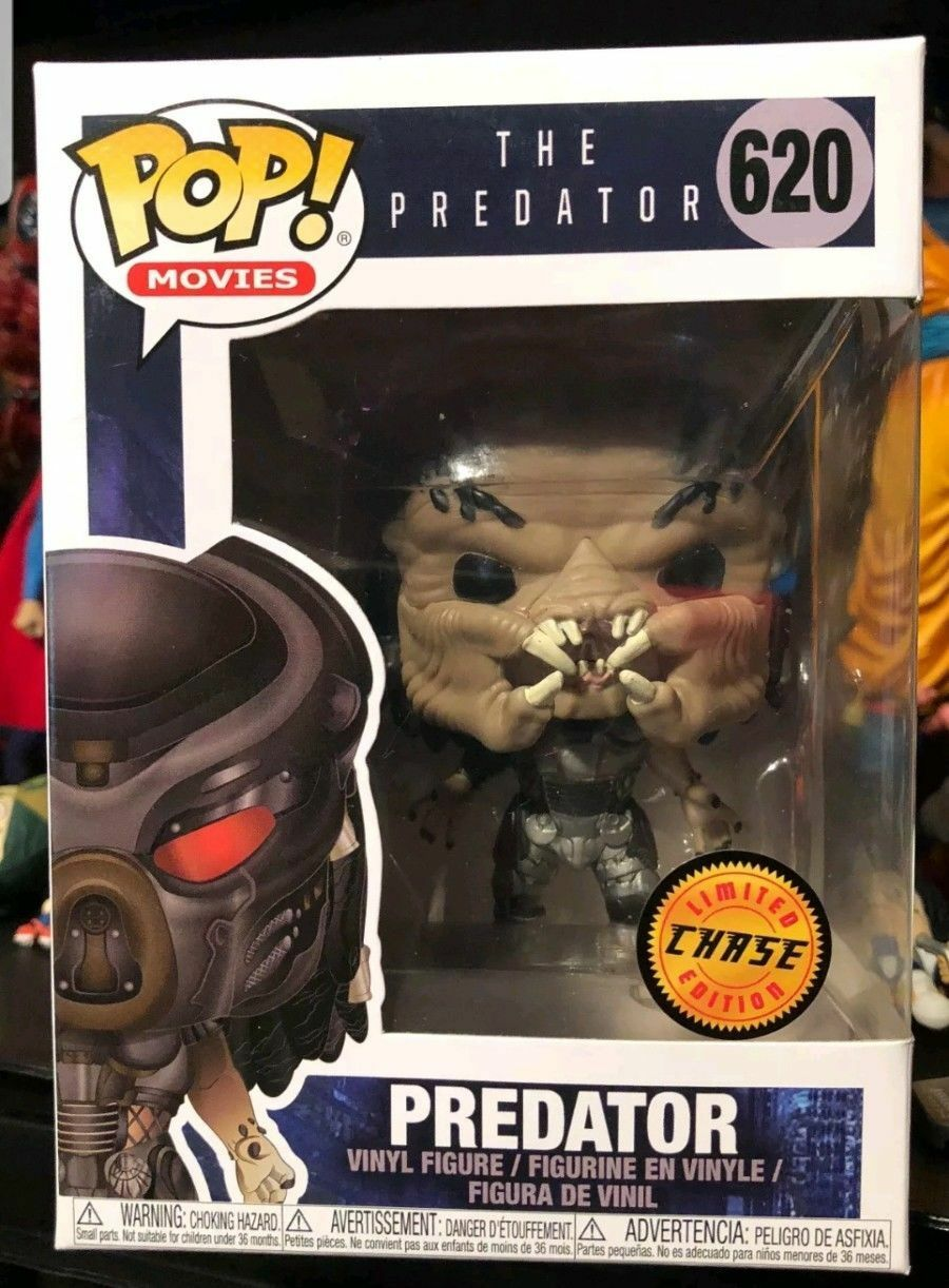 Rare Prossoator Chase Funko Pop Vinyl New in Mint Box + Prossoector