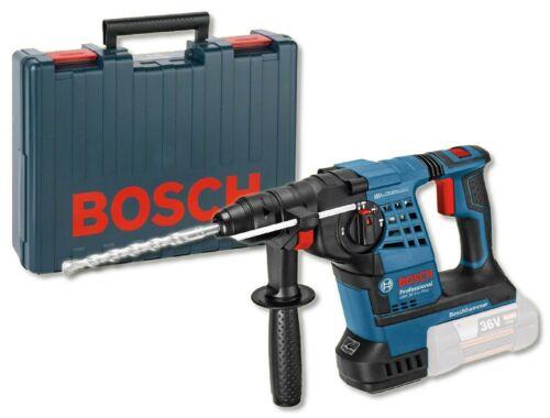 Bosch GBH 36 VF-LI Plus SDS Plus Marteau Perforateur Corps Seulement en étui de transport