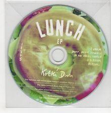 (GO946) Kotki Dwa, Lunch EP - DJ CD