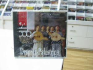 Desprez-Palestrina-CD-Allemagne-Motets-Masses-1994