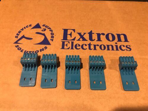 5 Pole Extron Phoenix Block