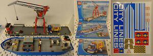 LEGO-lego-Lego-City-Citta-2007-Play-Game-Set-7994-Porto-Commerciale-City-Harbour