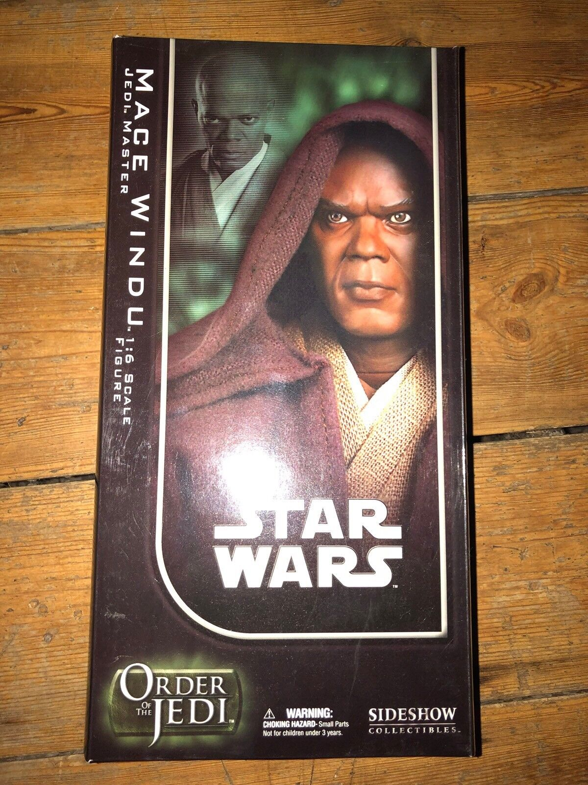 Sideshow Star Wars Order Of The Jedi Mace Windu Jedi Master AFSSC522