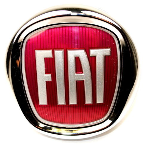 Fiat Punto Evo Bravo Rear Tailgate Boot Badge Lock Push Button Genuine 735579354