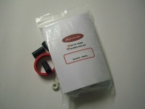 Grand lizard pinball white rubber ring kit-kit gomas pinball