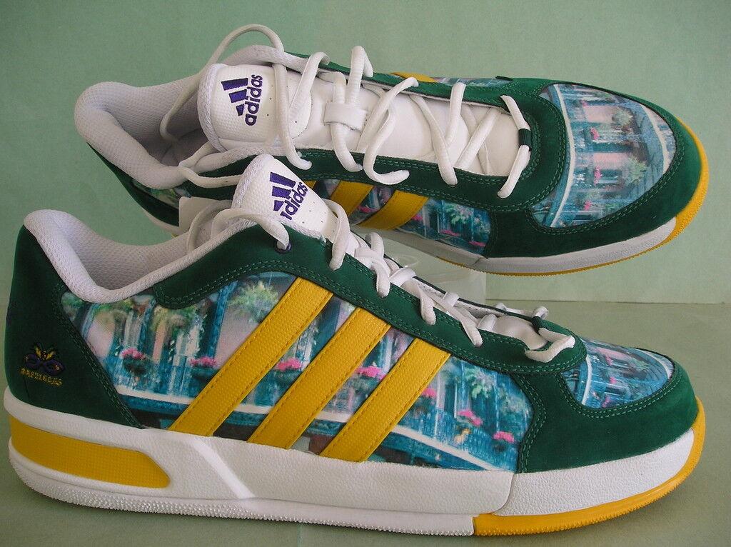 Scarpe casual da uomo  LIMITED ED~Adidas BTB MARDI GRAS superstar gazelle campus Shoe~uomos sz 12.5