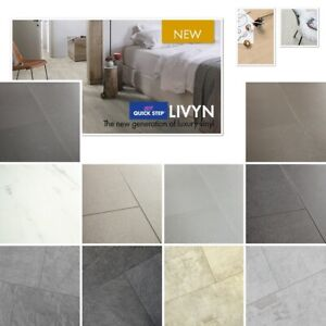 Details about QUICK-STEP Livyn Ambient Click Waterproof Laminate Vinyl  Floor Tiles Kitchen