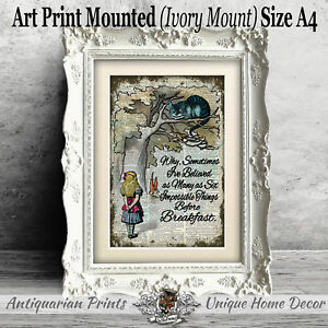 Image Is Loading Cheshire Cat Alice In Wonderland Home Decor Wall