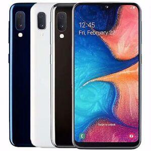 Scelle-Nouveau-Samsung-Galaxy-A20e-5-8-034-32-Go-3-Go-RAM-LTE-Dual-Sim-5-couleurs-sans-SIM
