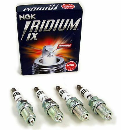 4 bougies racing NGK IRIDIUM BKR5EIX PEUGEOT 306 Break 1.8 16V 110ch 7E N3 N5