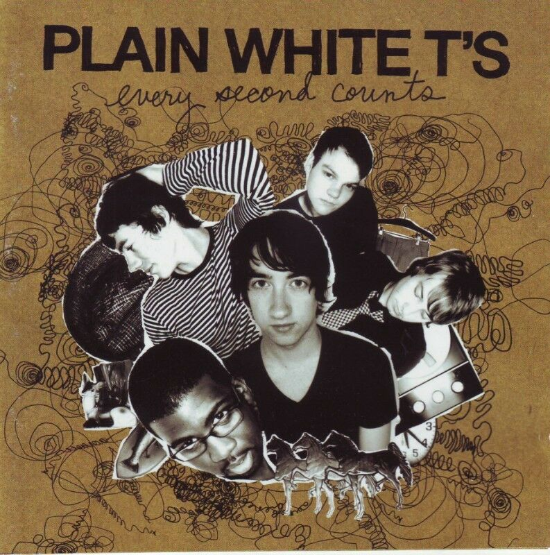 Plain White T's - Every Second Counts (CD & DVD) R100 negotiable