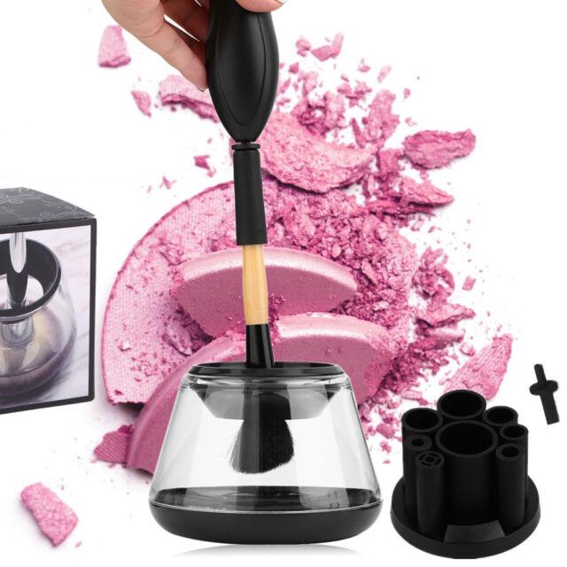 Electric Makeup Cosmetic Brushes Brush Cleaner Drying Washing Machine Tool Set