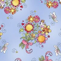 In The Beginning Butterfly Hollow By Moon Cookie Gallery 2mcb1 - Cotton Fabric