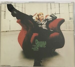 DONNA-LEWIS-I-LOVE-YOU-ALWAYS-FOREVER-CD-MAXI-PROMO