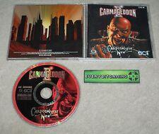 Carmageddon II 2 Carpocalypse Now - Jewel Case Version - PC game