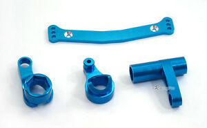 Alloy-Steering-Assembly-Fit-Team-Associated-RC8-RC-8-Nitro-Buggy-New