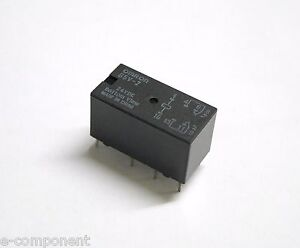 RELE-039-OMRON-G5V-2-Bobina-24Vdc-2A-2-scambi-da-circuito-stampato